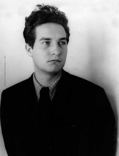 Octavio Paz, joven