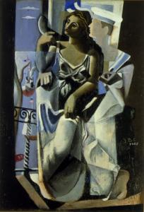 René Magritte. La Venus y el marinero