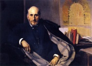 Ramon y Cajal, por Sorolla