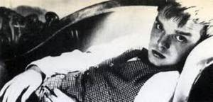 Truman Capote en la contraportada de 'Otras voces, otros ámbitos'