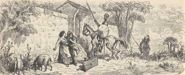 Realidad y Fantasía en Don Quijote