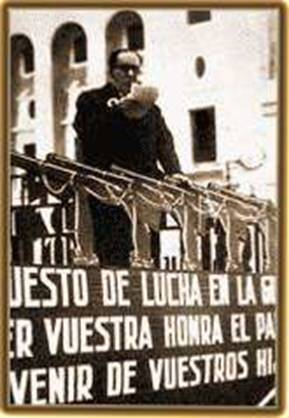 Discurso de Antonio Machado a las Juventudes Socialistas en Valencia