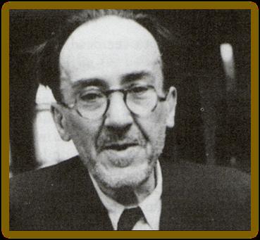 Antonio Machado. Última fotografía antes de su muerte.