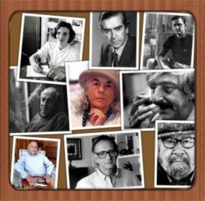 Novelistas españoles contemporáneos