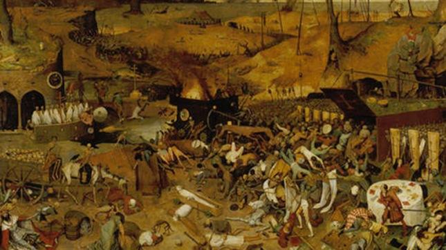El Triunfo de la Muerte, Pieter Brueghel el Viejo