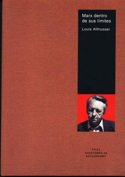 Louis Althuser Marx en sus limites