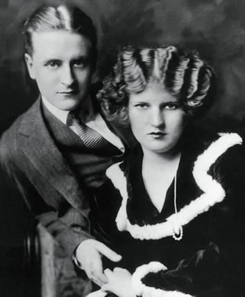 Francis y Zelda Fitzgerald