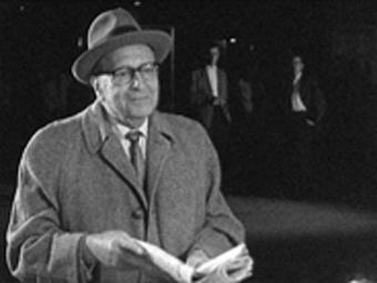 Max Horkheimer 1964