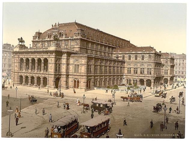 Teatro de la Ópera - Viena