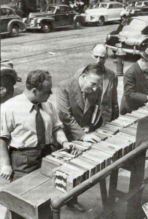 Stefan Zweig en Nueva York 1941